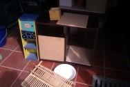 Materiales para cocinita