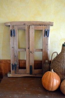 ventana casa rural patones