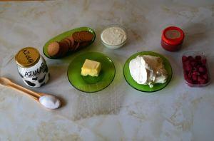 tarta queso fría ingredientes