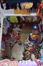 Bazar Corte inglés de Xauen